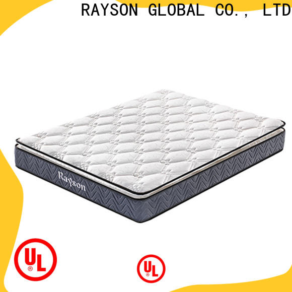 Latest Rolled bonnell spring mattress customized manufacturers