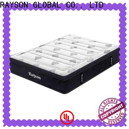 Rayson Mattress Top single bed spring mattress price Supply