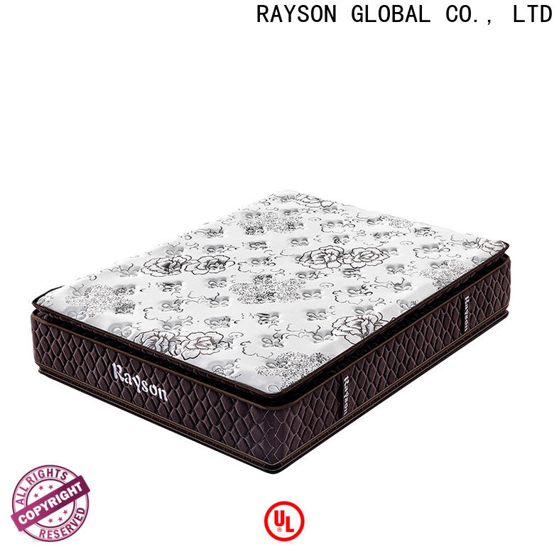 Rayson Mattress Latest best rated spring mattress Suppliers