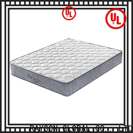 Rayson Mattress rolled 3000 pocket sprung mattress manufacturers