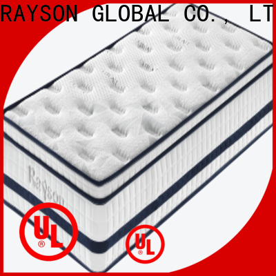 Rayson Mattress high grade marriott hotel bedding Supply