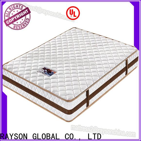 Rayson Mattress High-quality spring mattress review Supply
