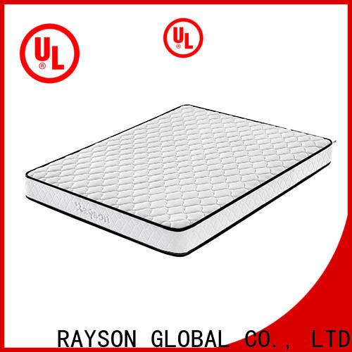 Rayson Mattress Latest spring mattress vs coir mattress Supply