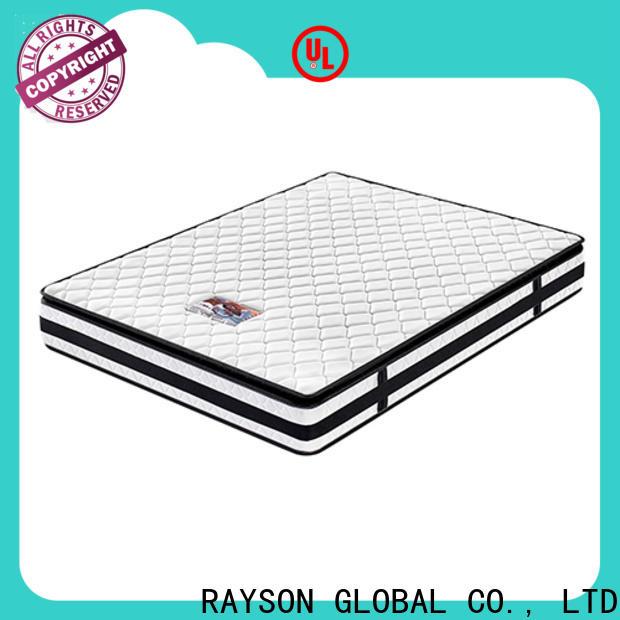 Rayson Mattress hardness 3000 spring mattress Suppliers