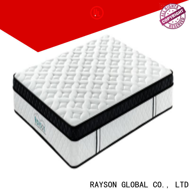 Wholesale is spring mattress good for back hardness Supply