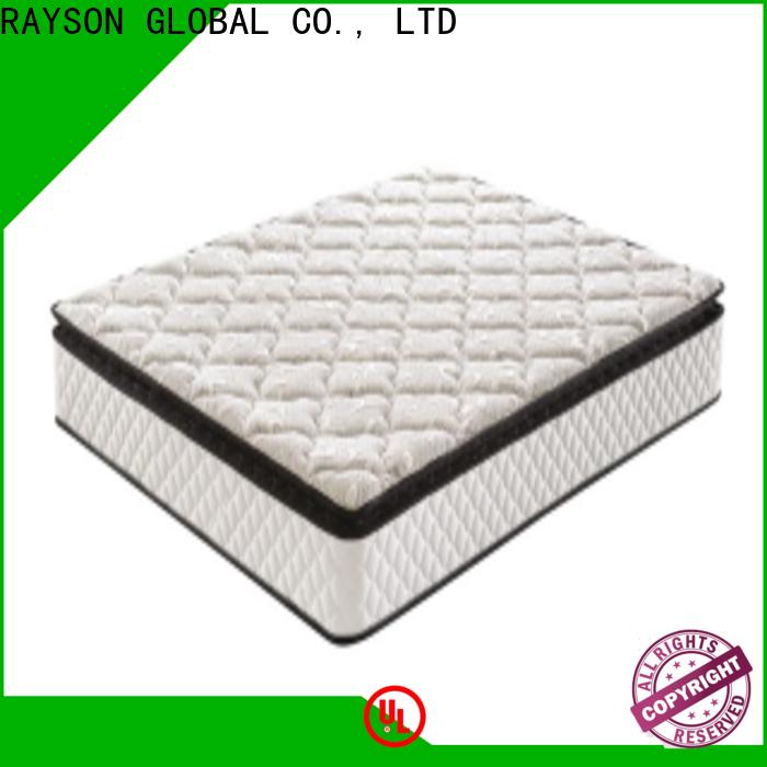 Rayson Mattress top spring memory foam manufacturers