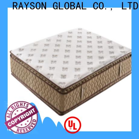 Rayson Mattress Latest single spring mattress manufacturers