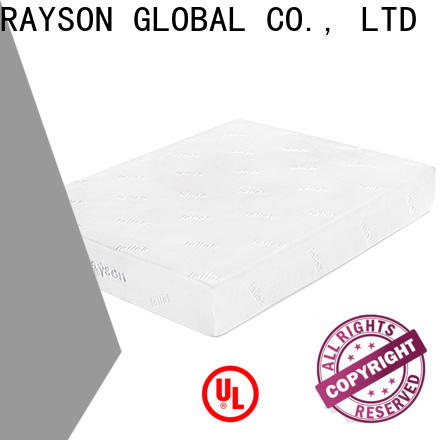 Rayson Mattress Wholesale top rated spring mattress Suppliers