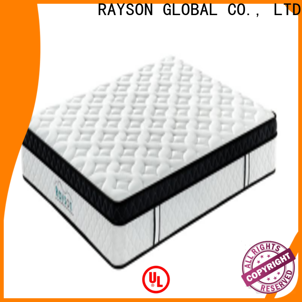 Rayson Mattress Wholesale mr mattress Supply