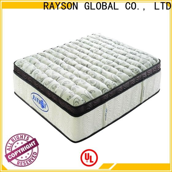 Rayson Mattress Wholesale hotel collection memory foam mattress manufacturers