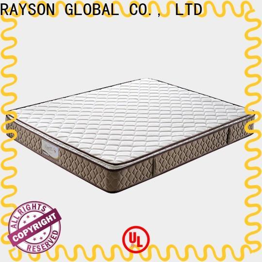 Rayson Mattress european single spring mattress Supply