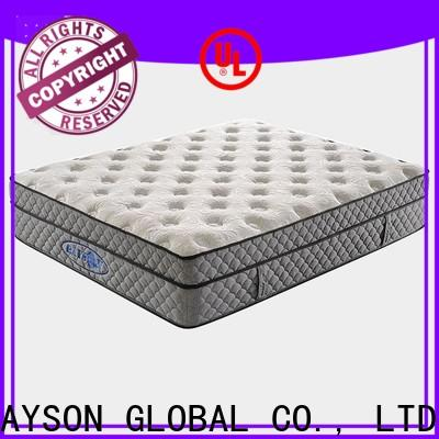 Wholesale memory foam sprung mattress coil manufacturers