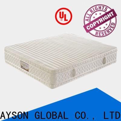 Rayson Mattress Custom individual pocket spring mattress Suppliers