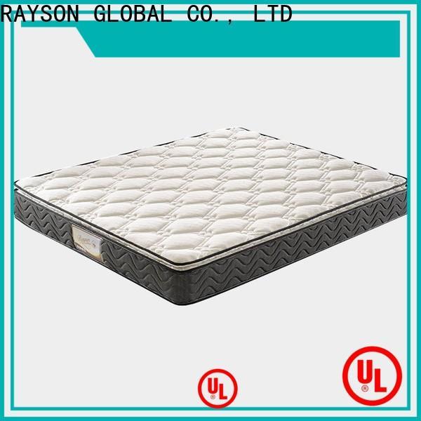Rayson Mattress bed spring mattress review Suppliers