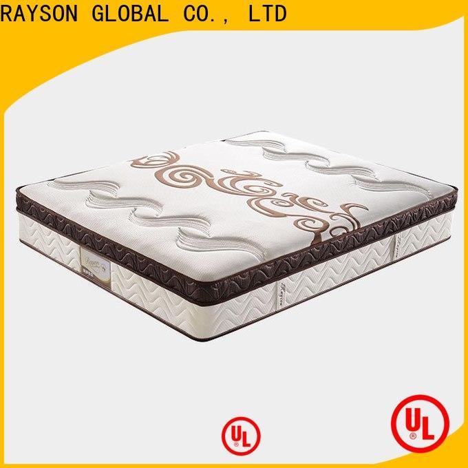 Rayson Mattress firm spring foam mattress Suppliers