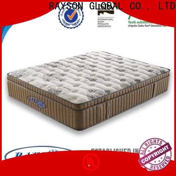 Rayson Mattress Top firm mattress without springs manufacturers