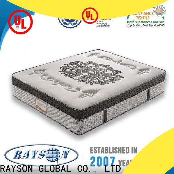 Rayson Mattress comfortable mattress without springs Supply