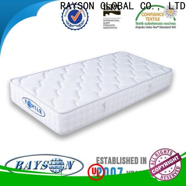 Rayson Mattress luxury best sprung mattress Supply