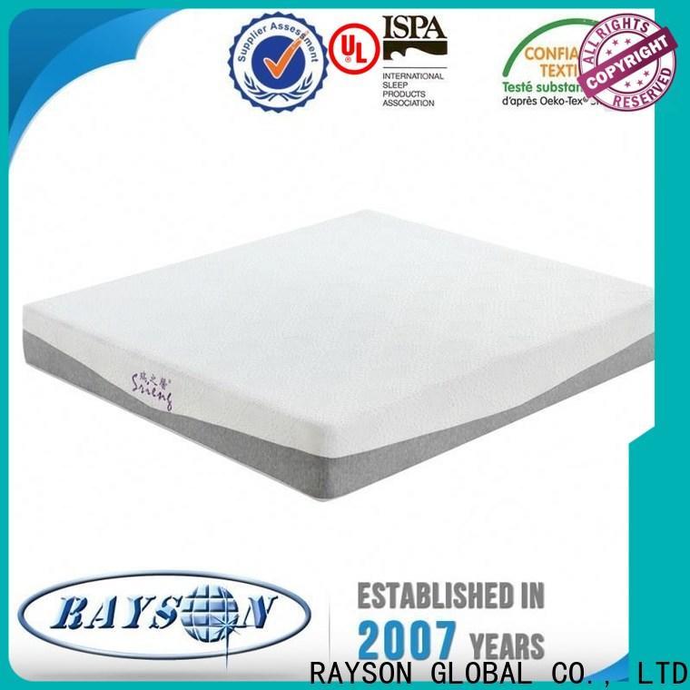 Rayson Mattress New 8 inch memory foam mattress Suppliers