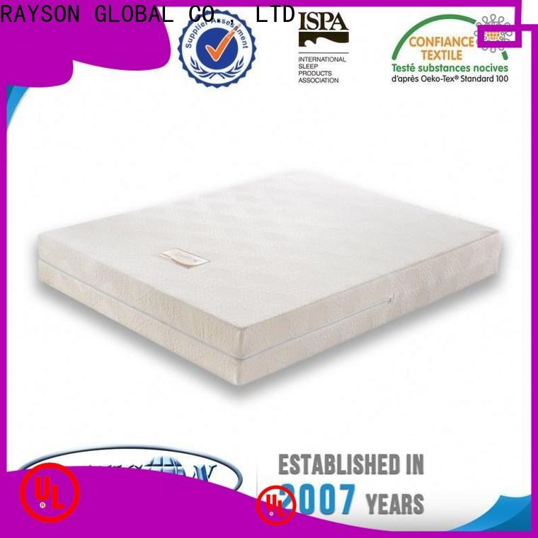 Top memory foam bed mattress memory manufacturers