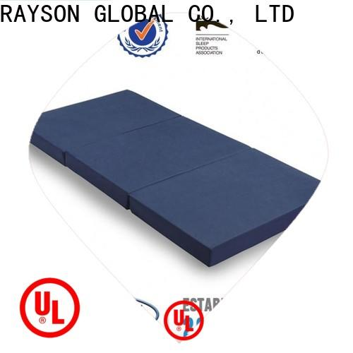 Rayson Mattress zipper pu foam mattress Supply