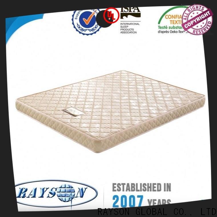 Rayson Mattress pack polyurethane foam pillow toxic Suppliers