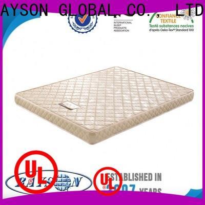 Rayson Mattress Wholesale polyurethane foam mattress topper Supply