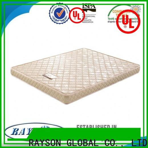 Rayson Mattress memory visco elastic memory foam mattress Supply