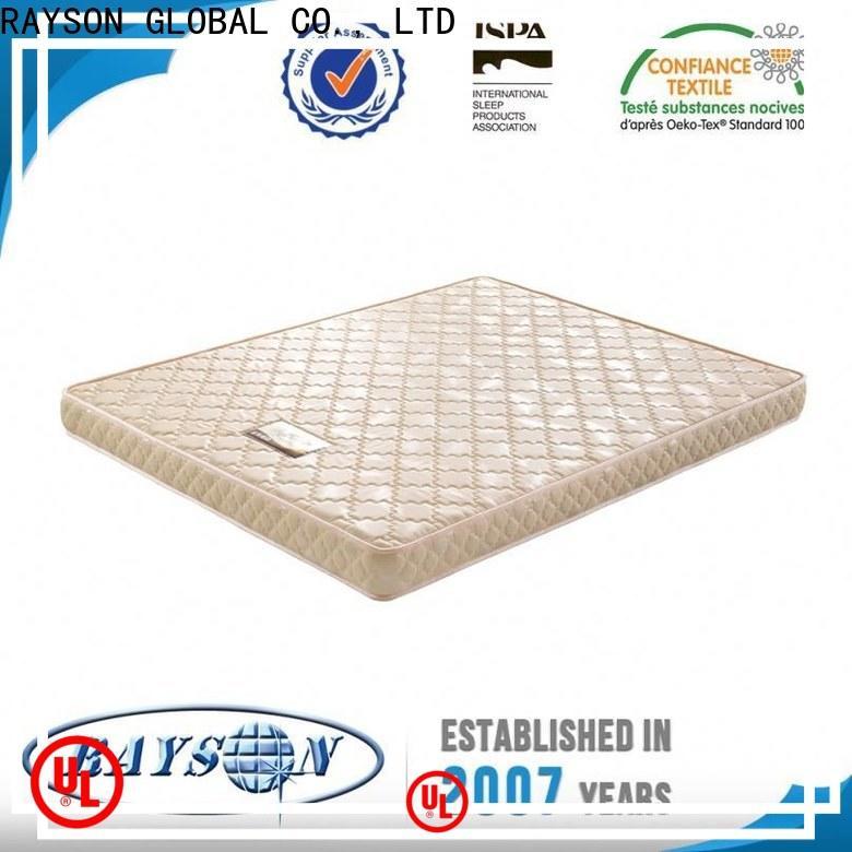 Rayson Mattress zipper urethane foam pillow manufacturers