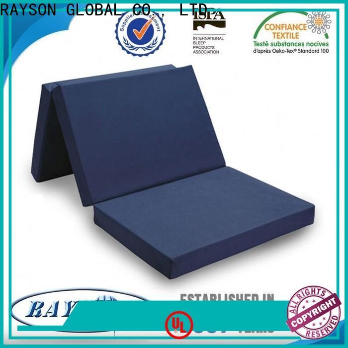 Rayson Mattress Latest urethane foam mattress Suppliers