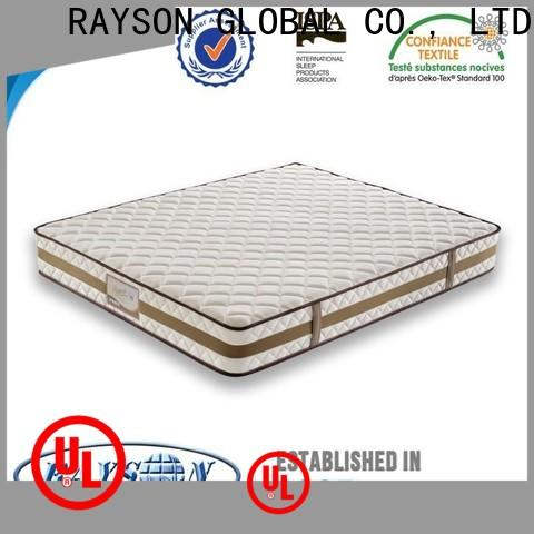 Rayson Mattress High-quality bed hotel Suppliers