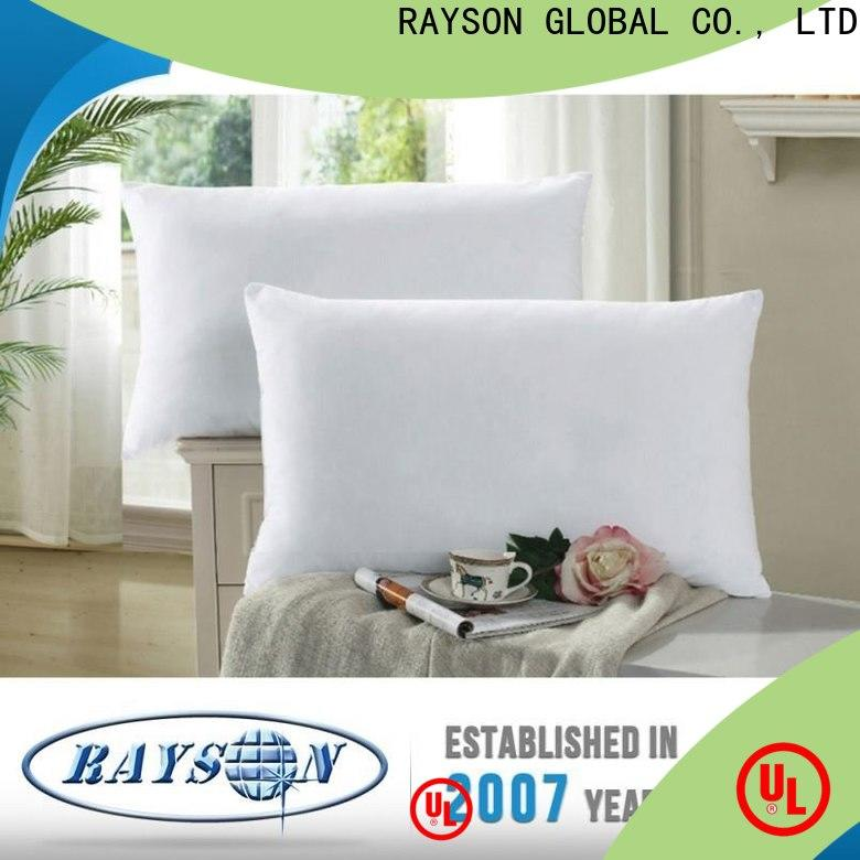 Rayson Mattress Top down filling for pillows manufacturers