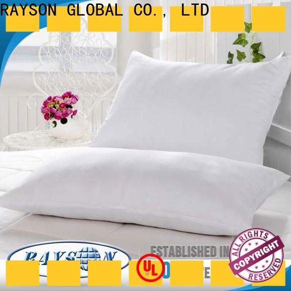 Best cluster fibre pillow customized manufacturers