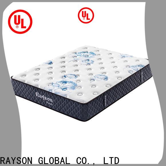 Rayson Mattress Wholesale single foam mattress Supply