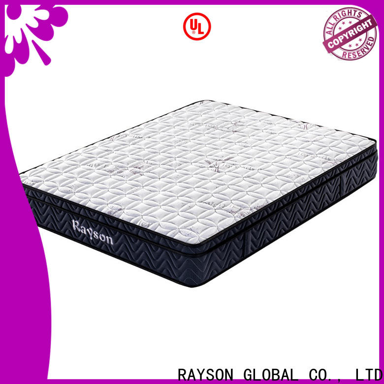 Rayson Mattress High-quality hotel bed comforter Suppliers