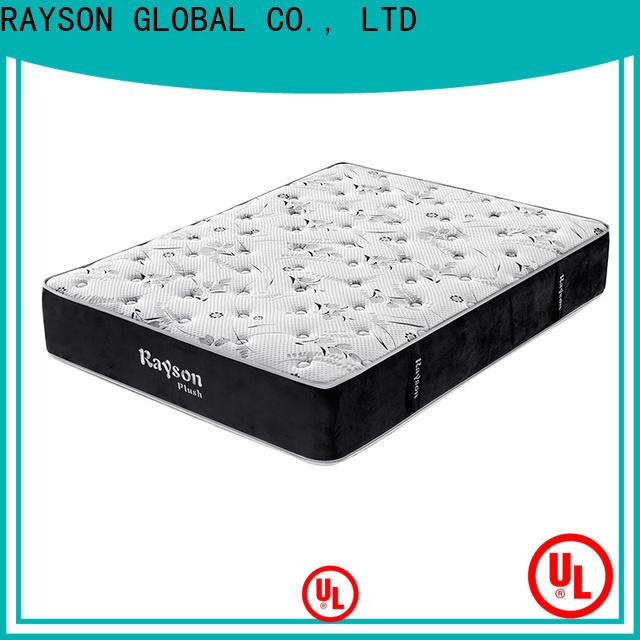 Rayson Mattress bed mattress more springs better Suppliers