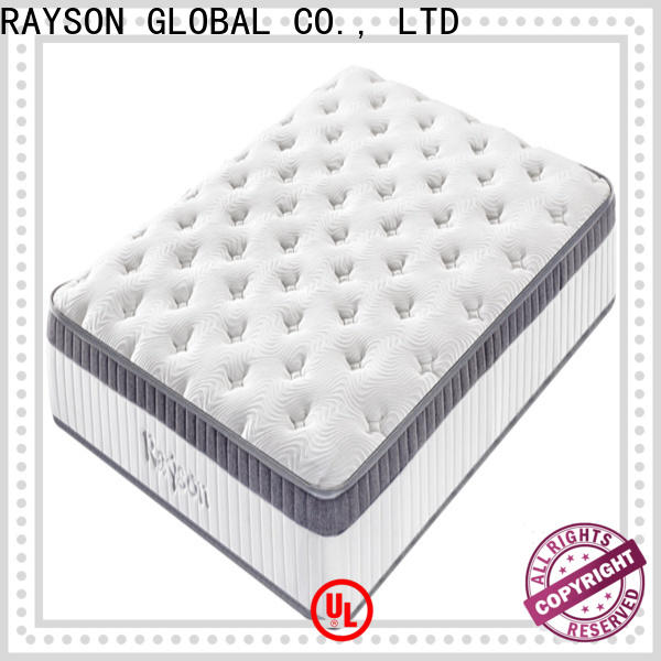 Best top rated spring mattress double Supply