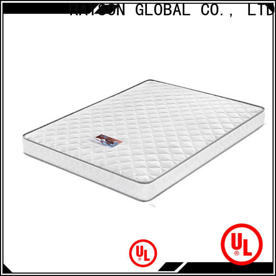 Rayson Mattress Latest pocket coil memory foam mattress Supply