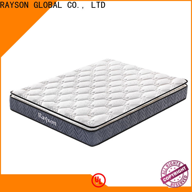 Rayson Mattress Wholesale Rolled bonnell spring mattress manufacturers