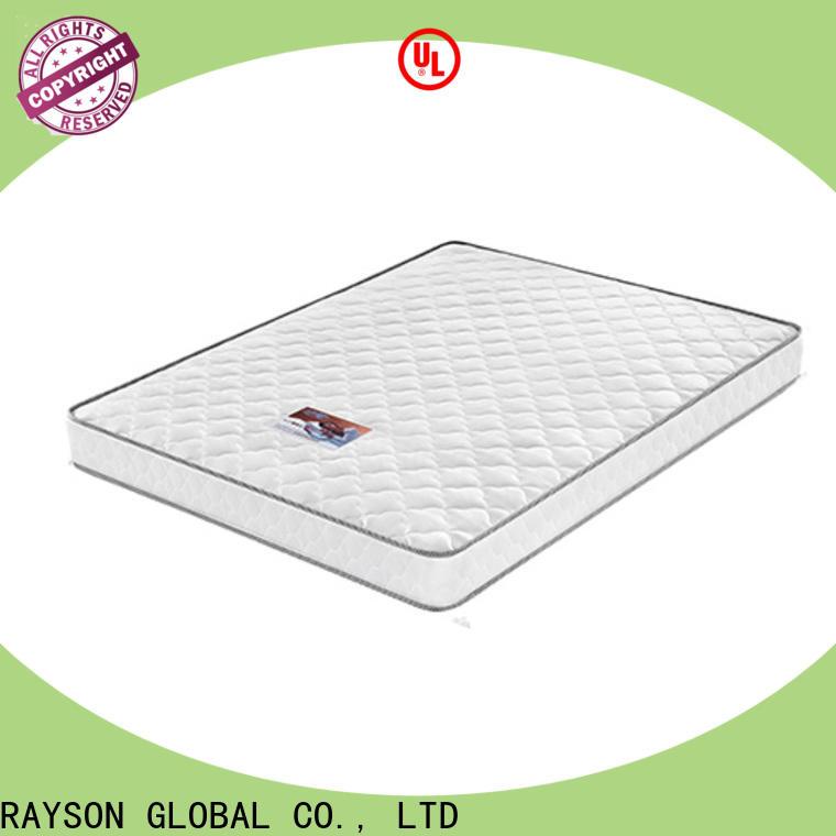 Rayson Mattress Custom mattress world manufacturers