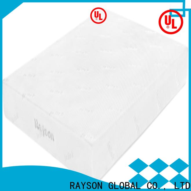 Rayson Mattress queen springy mattress manufacturers