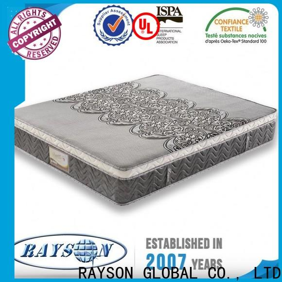 Rayson Mattress encased pocket spring mattress price Supply
