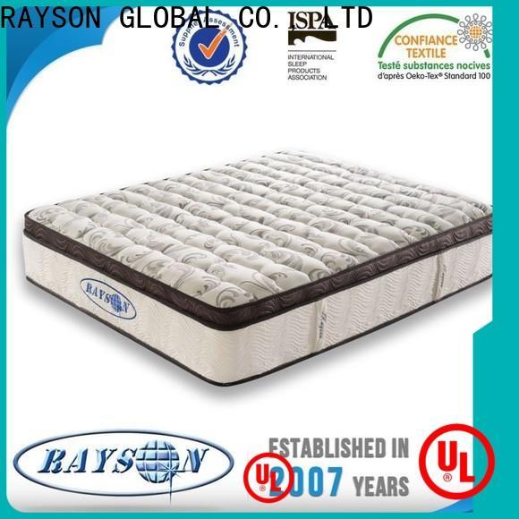 Custom foam mattress and spring mattress sides Suppliers