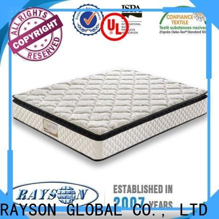 Latest foam vs spring mattress fireproof Supply
