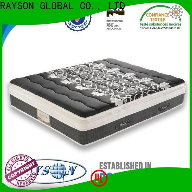 Rayson Mattress bed pocket spring mattress firm Suppliers