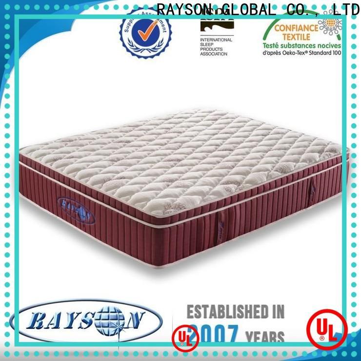 Rayson Mattress New spring foam manufacturers