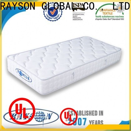 High-quality mattress coil count moderate manufacturers