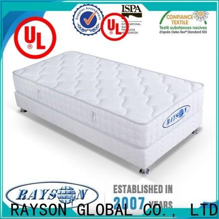 Rayson Mattress spring custom mattress manufacturers