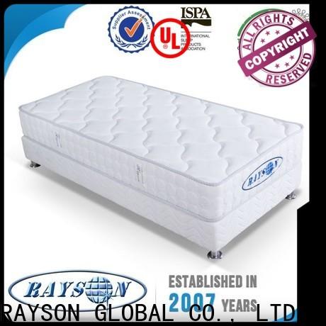 Rayson Mattress Wholesale best firm coil spring mattress Supply