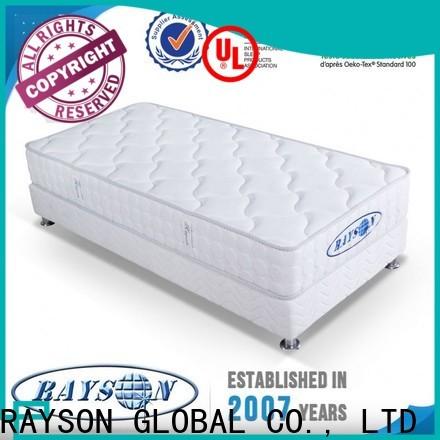 Rayson Mattress double cheap foam mattress Supply